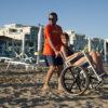 Solemare Carrozzina per Spiaggia 11