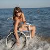 Solemare Carrozzina per Spiaggia 7