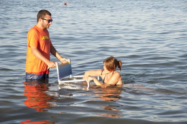 Solemare Carrozzina per Spiaggia 9