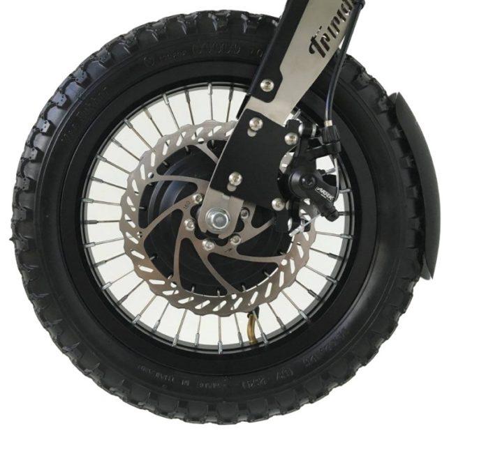 Triride Base Propulsore ruota