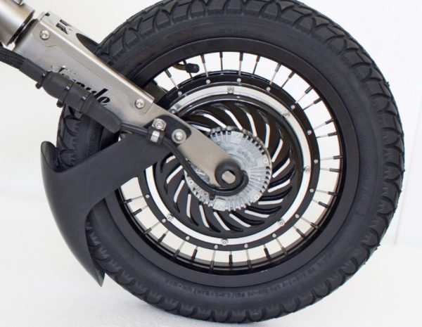 Triride Special Propulsore ruota
