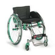 Venus Elite Carrozzina per disabili Superleggera in Titanio