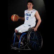 Wind Titanio Carrozzina da Basket 7