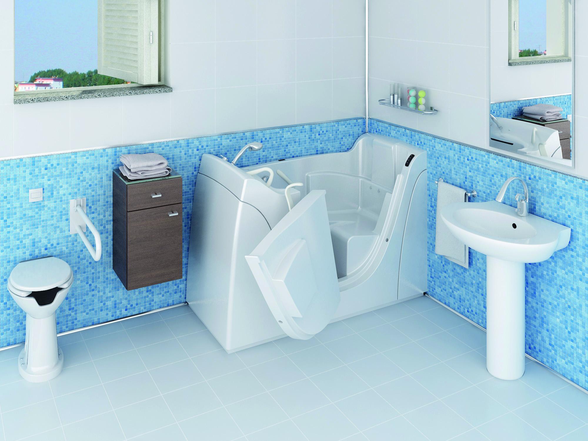 Vasche Da Bagno Angolari Con Sportello : Vasca angolare bagno mobili e accessori per la casa kijiji