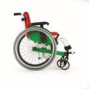SAPHIRA Carrozzina per bambini disabili Pieghevole e molto Leggera