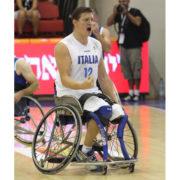 WIND Carrozzina da Basket