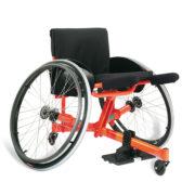 TOP SPIN Carrozzina da Tennis per disabili