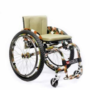 VENUS ADVENTURE Carrozzina per disabili Superleggera