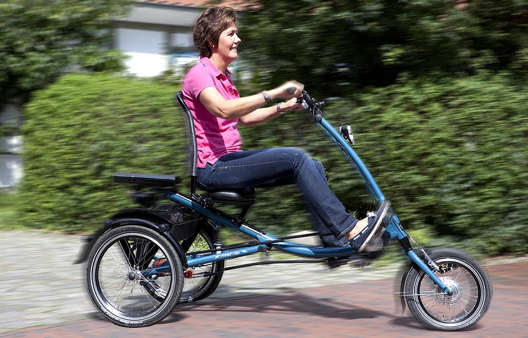 La bicicletta lo strumento perfetto per recuperare senso for Bicicletta per tre persone