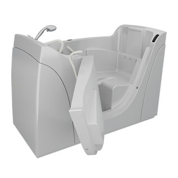 Vasca da bagno per disabili