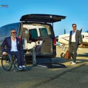 Mercedes Classe V Allestimento con Sollevatore Fiorella per disabili