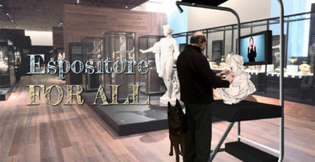 espositore for all 3D Torino