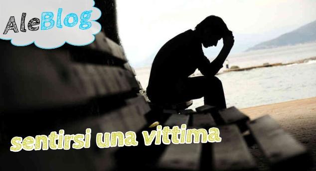 smettere di la sentirsi una vittima