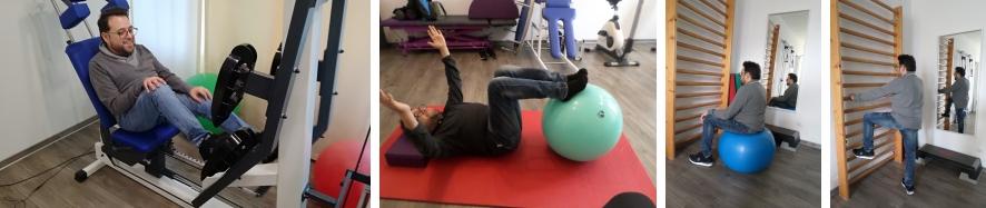 Fisioterapia per disabili, le mie esperienze in Germania