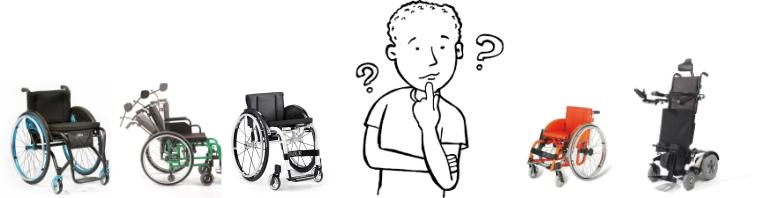 Come scegliere la Carrozzina per disabili
