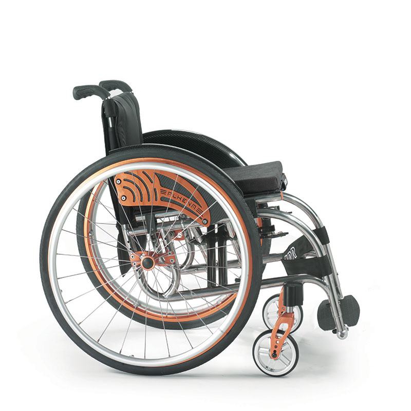 Alhena Carrozzine manuali per disabili OFFCAR