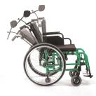 carrozzine reclinabili per disabili