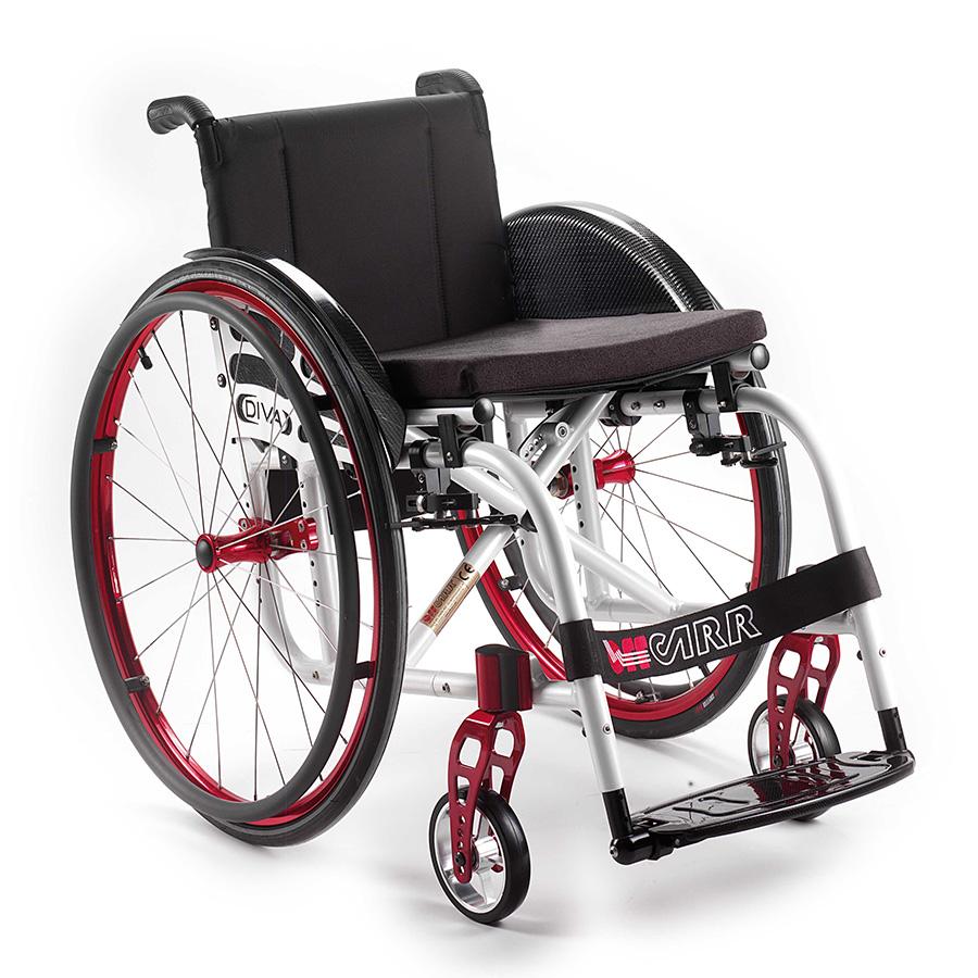 Diva Carrozzine manuali per disabili OFFCAR