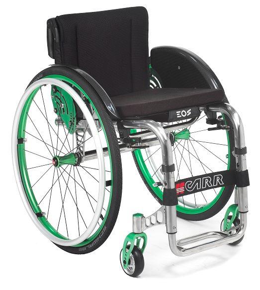 EOS3 Carrozzine manuali per disabili  OFFCAR