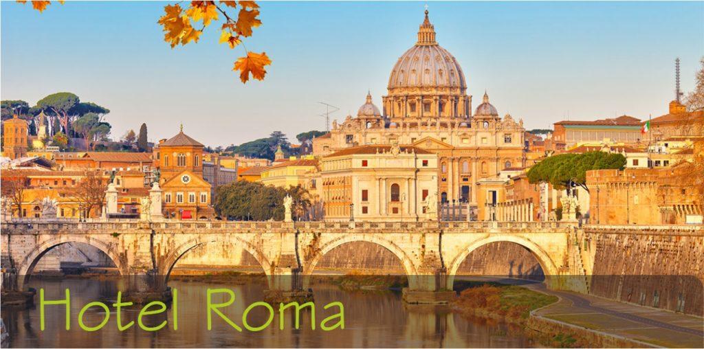 Hotel accessibili ai disabili a Roma