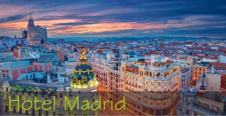 Hotel per disabili Madrid