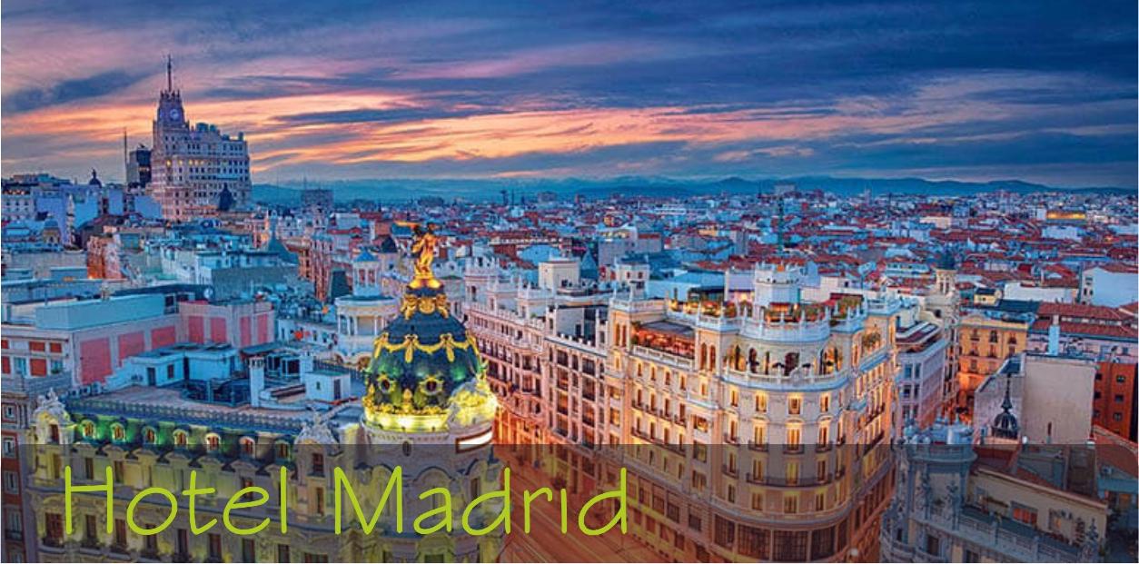 Hotel per disabili Madrid