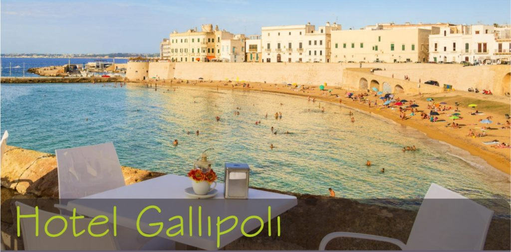 Hotel per disabili Gallipoli