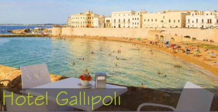 Hotel per disabili Gallipoli