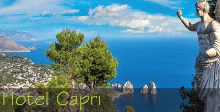 Hotel per disabili Capri