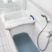 Asse sedile per vasca da bagno