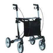 Deambulatore Rollator Vital Carbonio 5,8 kg pieghevole