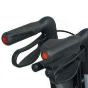 Deambulatore Rollator Vital Carbonio 5,8 kg pieghevole 5