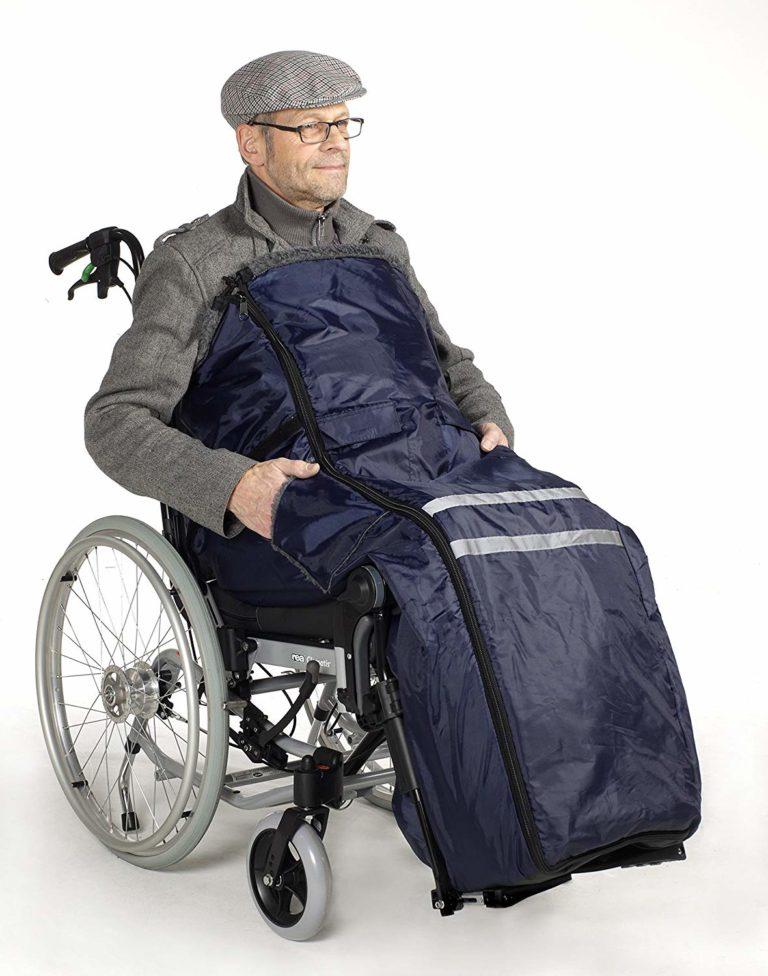 Sacco Coprigambe Per Disabili