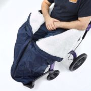 Sacco a pelo e pile per disabili 4