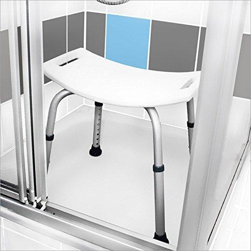 Sedile per bagno doccia senza schienale 2