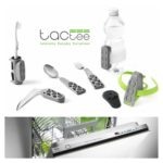 Tactee set posate per disabili