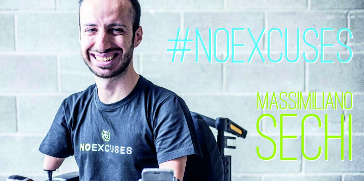 Massimiliano Sechi - NOEXCUSES