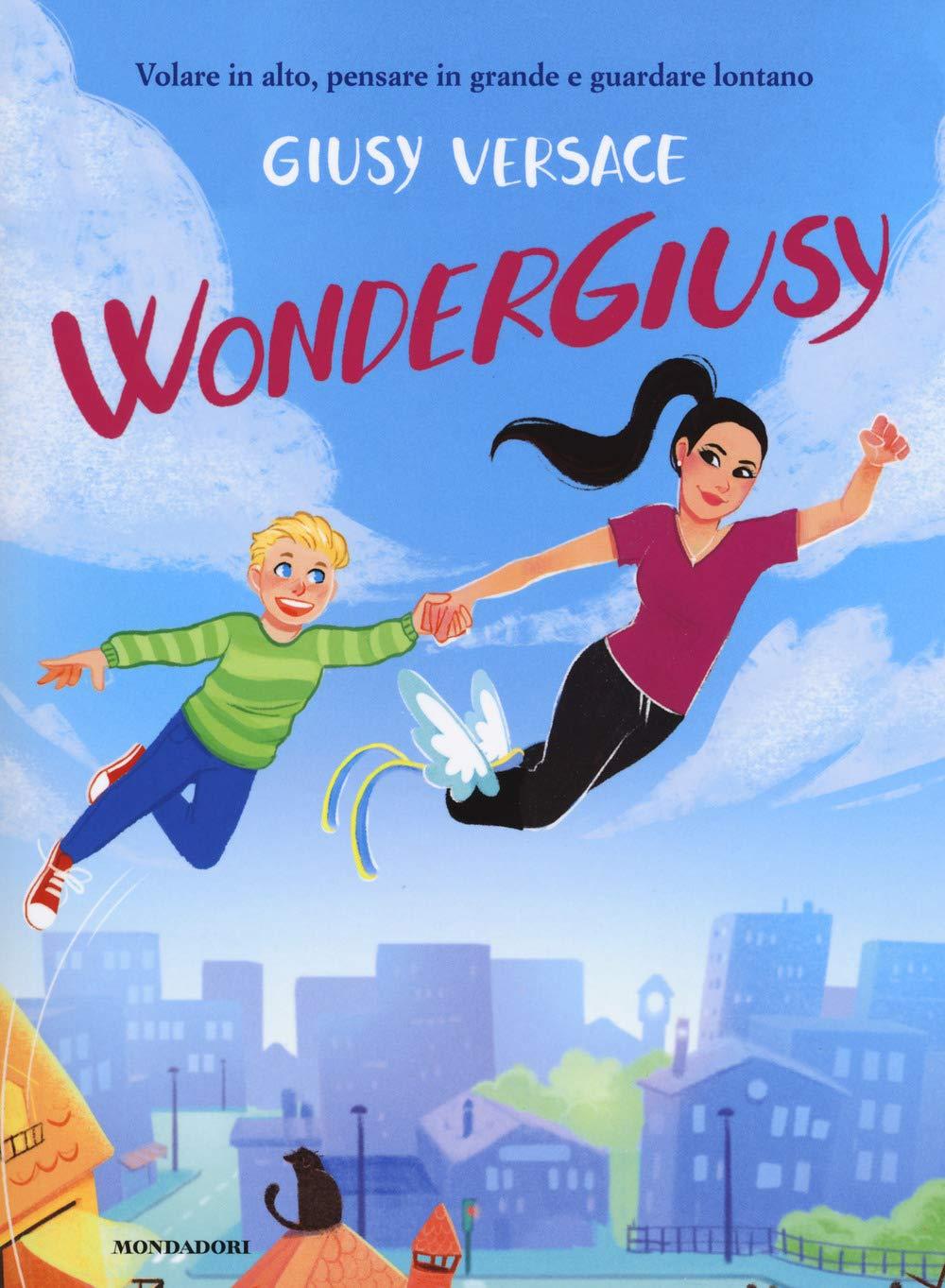 WonderGiusy il libro di Giusy Versace