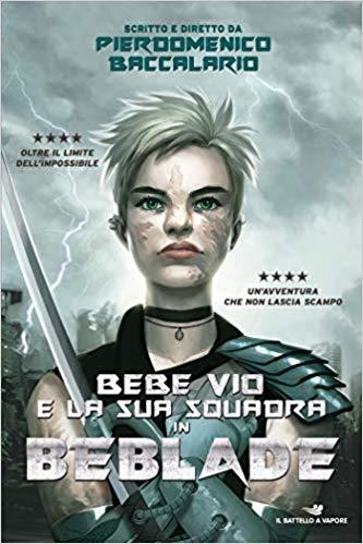 Beblade - Bebe Vio e la sua squadra