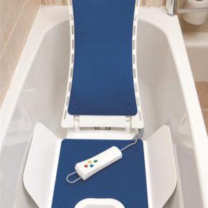 Sollevatore per vasca da bagno