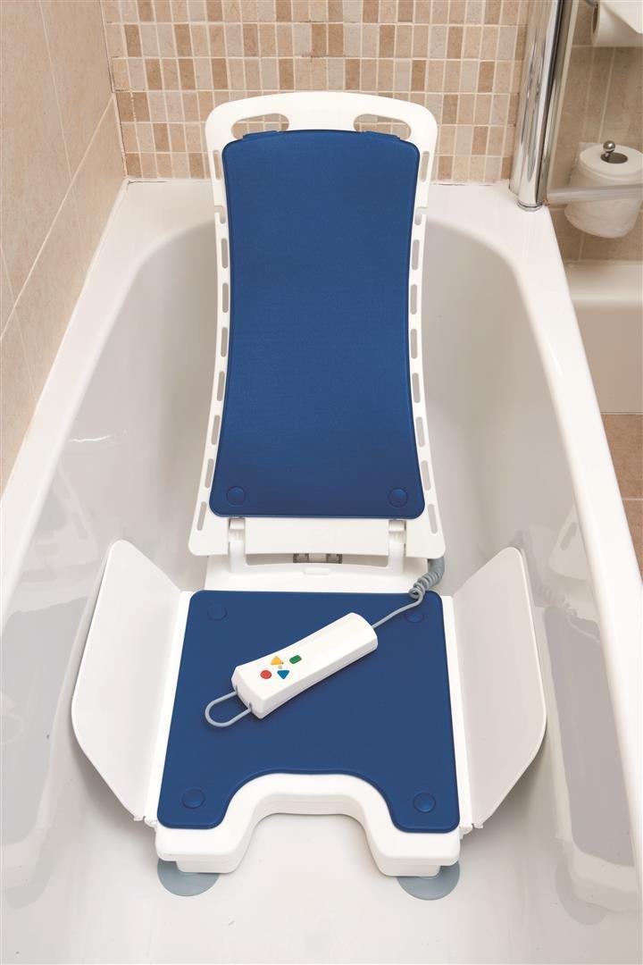 Bellavita Sollevatore per vasca da bagno 01