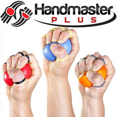Handmaster Plus la Pallina per esercizi della mano 3