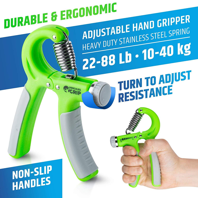Kit di allenamento Hand Grip per Rinforzare gli Avambracci 02