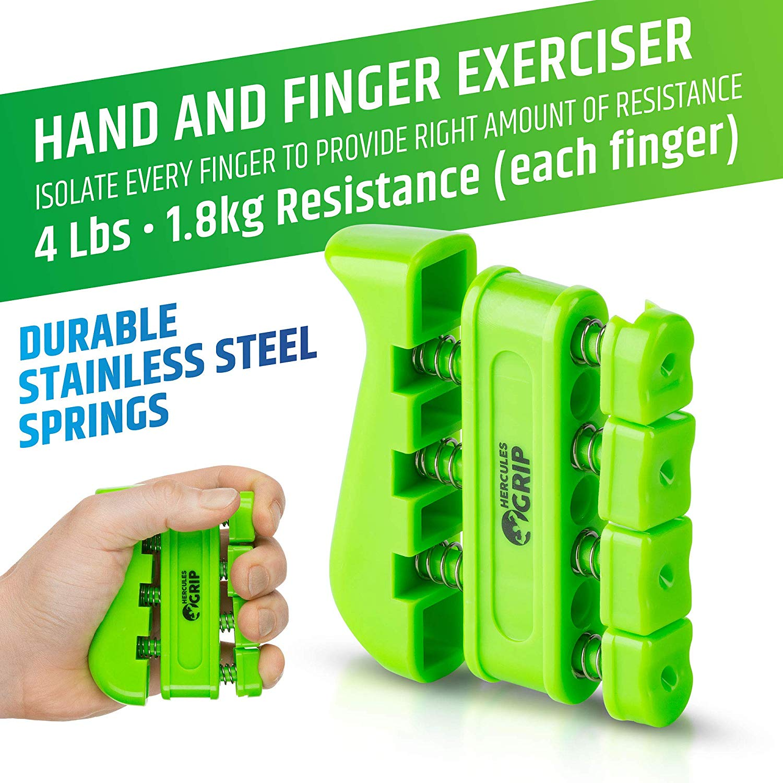 Kit di allenamento Hand Grip per Rinforzare gli Avambracci 03