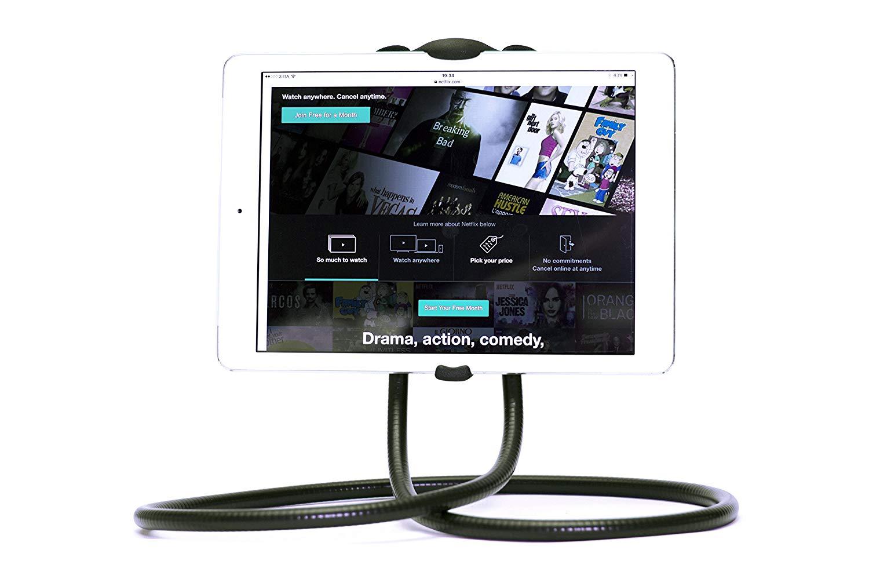 Tucano SOSPENDO supporto a mani libere utilizzabile con tablet e smartphone 04