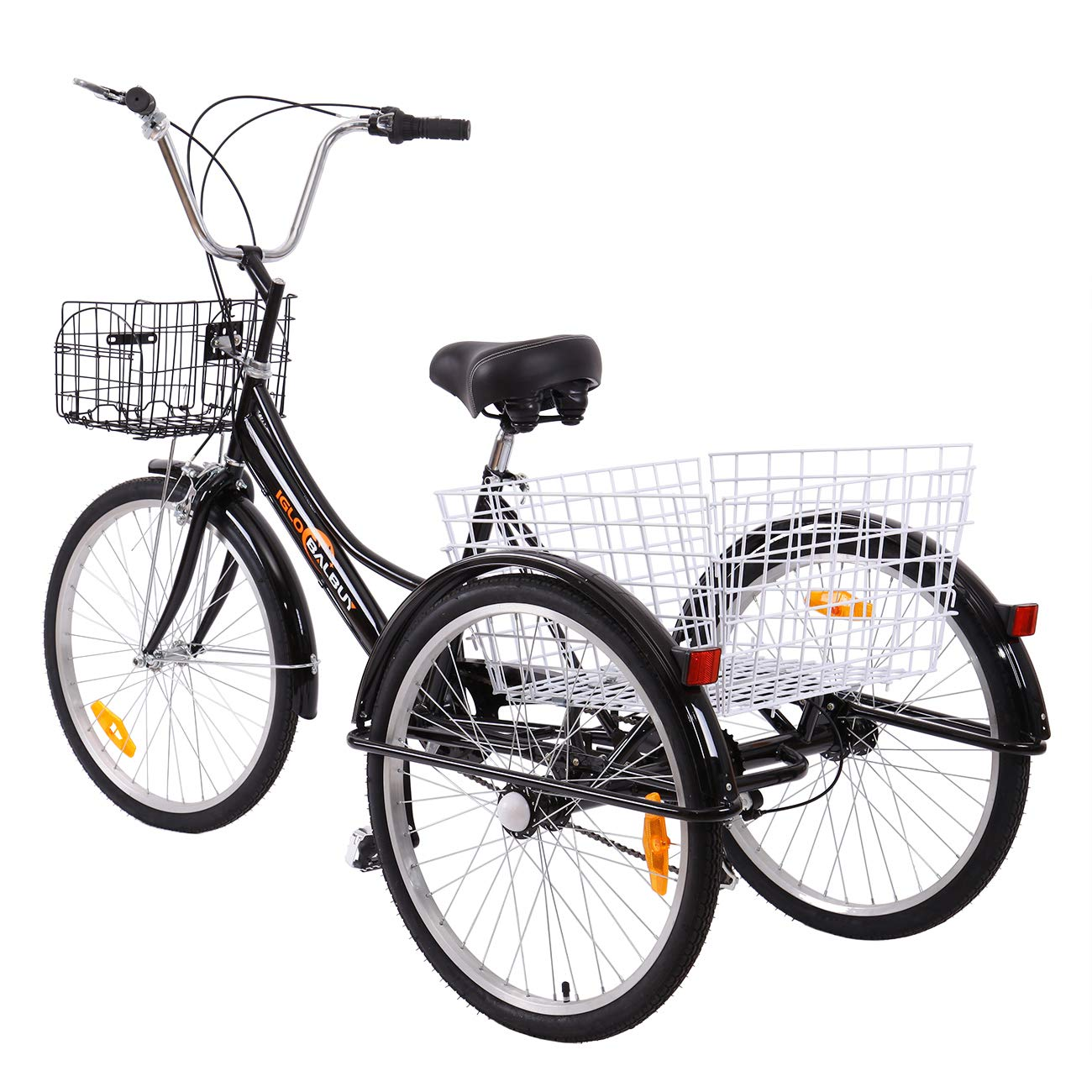 Yonntech Triciclo per Adulti 03