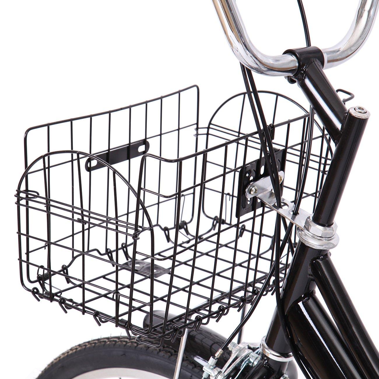 Yonntech Triciclo per Adulti 05