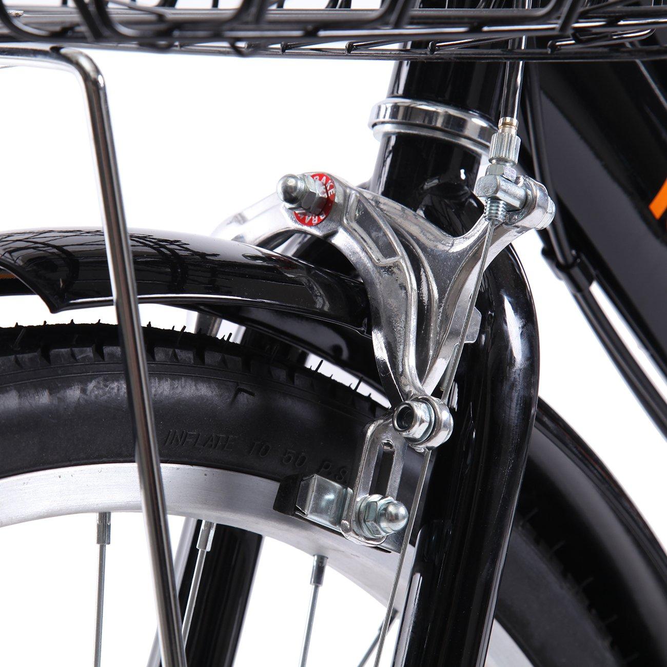 Yonntech Triciclo per Adulti 06