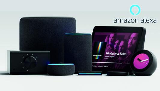 Gli Speaker di Amazon Alexa