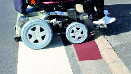 ro-flex rampe disabili